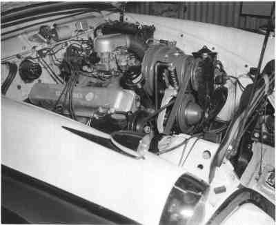 1956 Studebaker Golden Hawk Supercharger Story