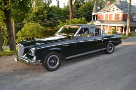1956 Studebaker Golden Hawk Owners Register Want Ads